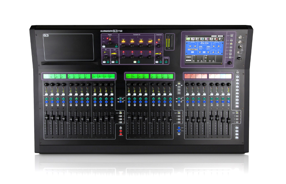 ALLEN&HEATH GLD-112