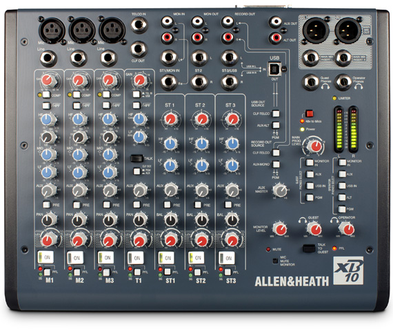 ALLEN&HEATH XB-10