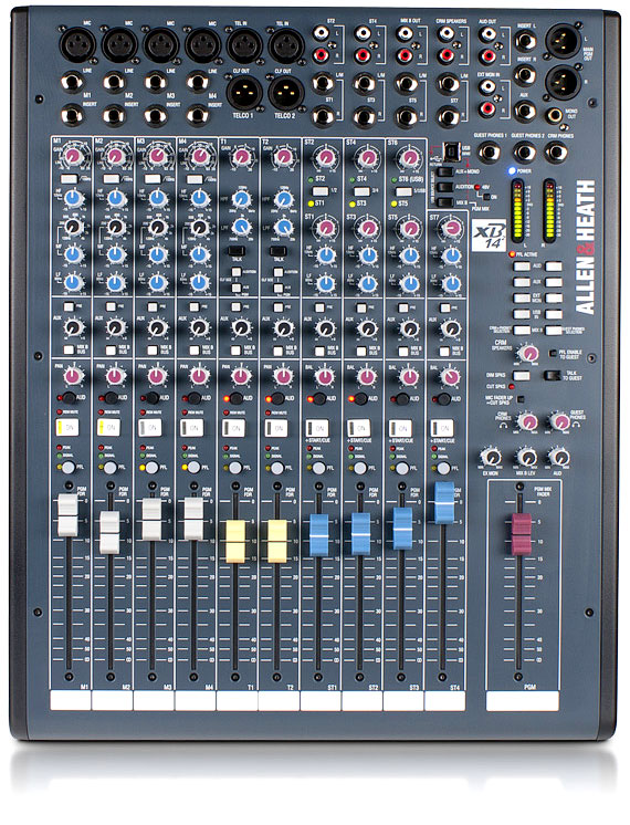 ALLEN&HEATH XB-14-2