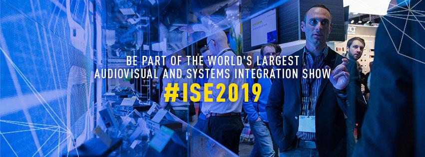 საერთაშორისო გამოფენა ISE 2019