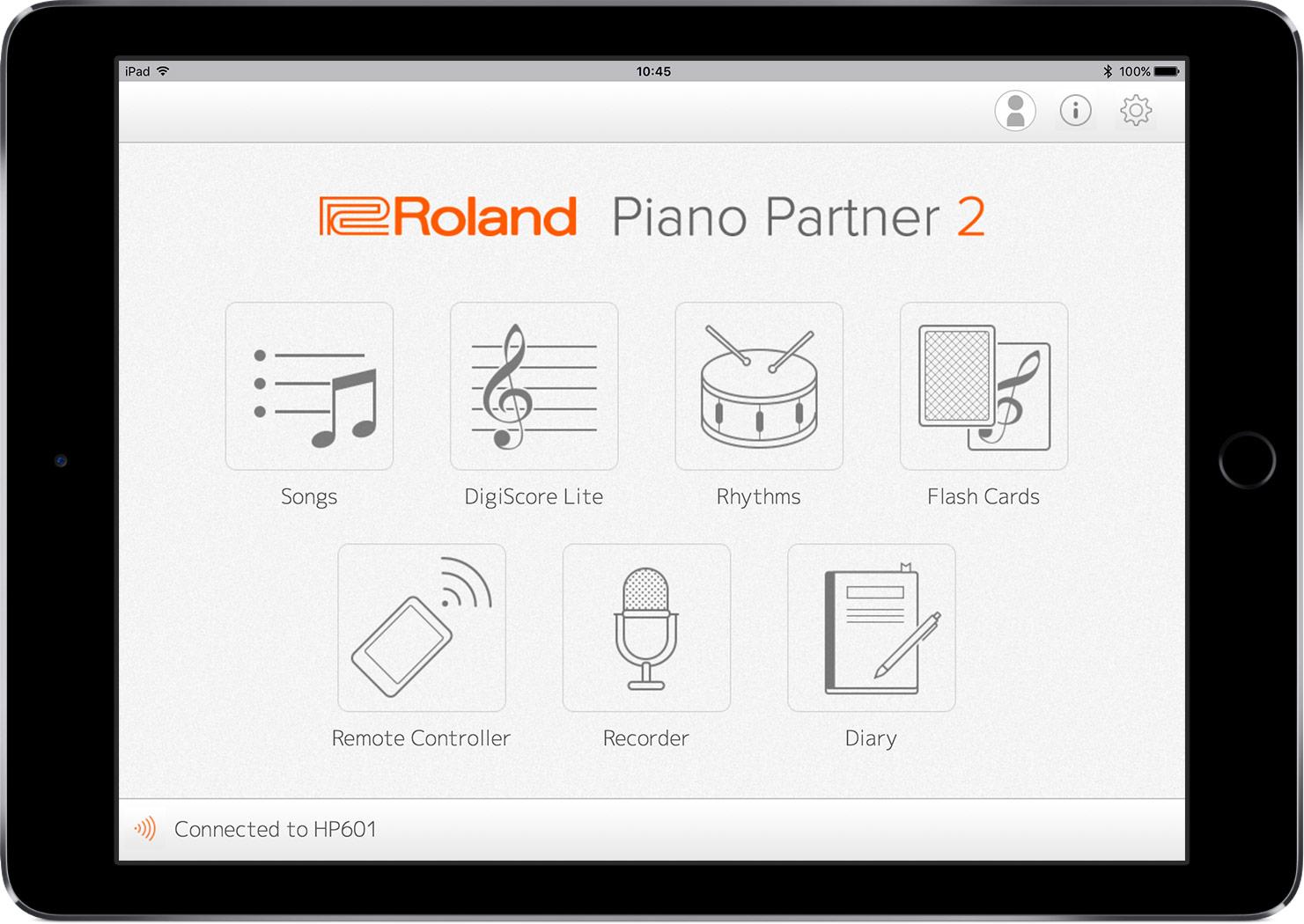Piano Partner 2 Version 2.0