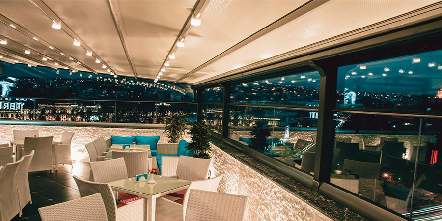 Tiffany Bar & Terrace